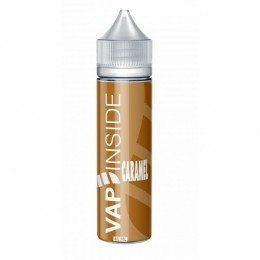 E liquide VAP'INSIDE Caramel 40 ml Flacon