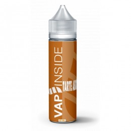E liquide VAP'INSIDE Tarte Abricot 40 ml Flacon