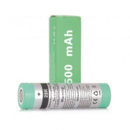 Accu Samsung INR 25R 18650 2500 mAh